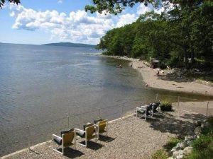 Maine Beaches and RVnGO