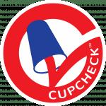 CupCheck Game Logo