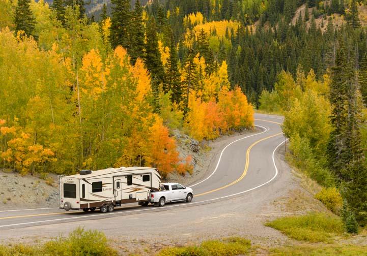 RV-on-San-Juan-Skyway-Colorado-Rocky-Mountains